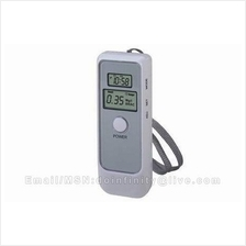 Dual LCD Digital Alcohol Breath Tester Analyzer Breathalyzer Timer New