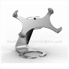 New Aluminum 360 Rotatable Desktop Stand Holder for iPhone 4 4G 3G 3GS