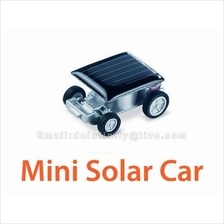 mini racing racer solar powered auto small toy car children kids new