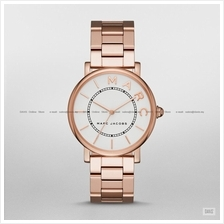 MARC BY MARC JACOBS MJ3523 Classic 3-hand SS Bracelet Rose Gold