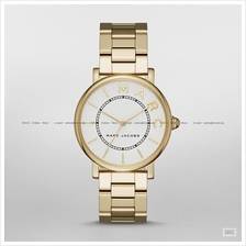 MARC BY MARC JACOBS MJ3522 Classic 3-hand SS Bracelet Gold