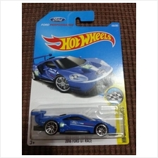 Hot Wheelscast  Ford Gt Race New