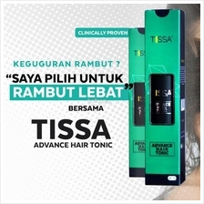 Tissa Advance Hair Tonic (MERAWAT RAMBUT GUGUR)
