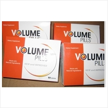 Volume Pills for Ejaculation - 60 Tablets