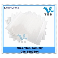 Consignment Note Pocket for Parcel Flyer 170mmx250mm With Sticker 10PC