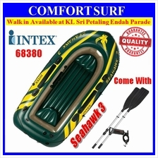 SEAHAWK INTEX 68380 / 68349 3 Persons Kayak Fishing Inflatable Boat