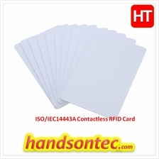 MF1 S50 ISO/IEC14443A Contactless RFID Card 5-pcs/Pack