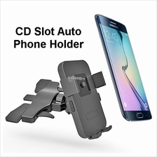Car Smartphone CD Slot Strong Magnetic Mount with Fast Swift-Snap Tech