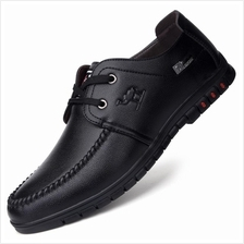 Men Business Shoes PU Leather Shoes