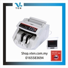 Money Cash Counter Machine Bank With UV + MG