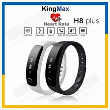 KingMax H8 Plus Sweatproof Bluetooth Smart Watch Wristband Android iOS
