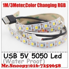 Led strip light price harga in malaysia 5v 1meter 3 meter usb led light 5050 rgbcontrol buttonled mozeypictures Choice Image