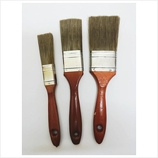 DISPOSABLE NYLON PAINT BRUSH 1'