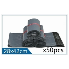 50 Pieces Size: 28cm x 42cm Courier Post Bag Packing Flyer