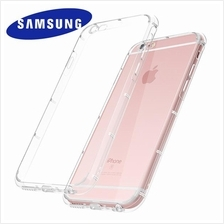 Samsung J5 J7 Prime 2016 A5 A7 2017 ANTI SHOCK SHELL Transparent Case
