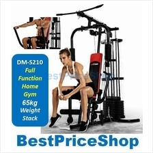 DM-S210 Multi Function Home Gym Station Fitness Workout Press Machine