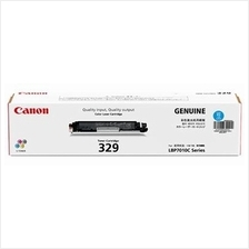 GENUINE CANON 329 LASER INK TONER - CYAN*SEALED*