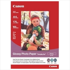 CANON PHOTO GLOSSY A4 PAPER FOR INKJET GP-501 (20SHEETS)