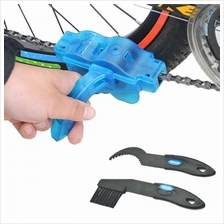Bicycle Motorcycle Chain Cleaner Kit Easy To Use