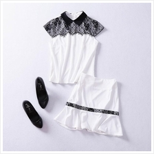 [BabyV] Women Dress Fashion Korean T Shirt #00336 - CHEAP