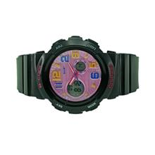 BUM Ladies Analog-Digital 100 Meters Rubber Sport Watch BUB92002A