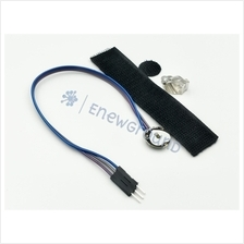 Pulse sensor module kits with accessory (velcro tape, clip, hook dot)