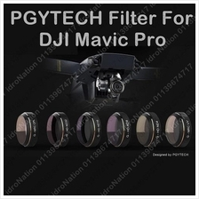 DJI Mavic Pro Camera Lens Filters PGYTECH UV CPL ND4 ND8 ND16 ND32