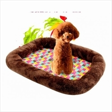 Lovely Colorful Dog Cat Pet Bed Nest Cushion