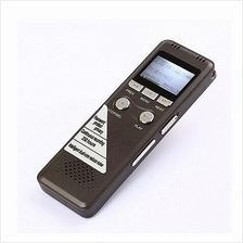 350 hours Digital Voice Recorder with MP3 Playing Dictaphone