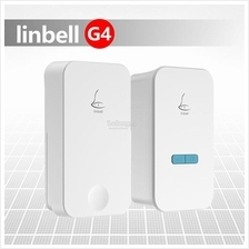 NEW Linbell G4 Self-Power No Battery Wireless Smart Doorbell Door Bell
