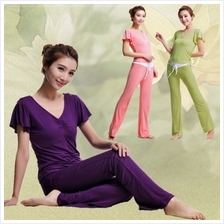 MT003101 Modal Fabric Yoga Workout Dance Clothes