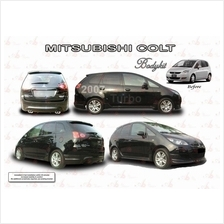 MITSUBISHI COLT TURBO AM STYLE BODYKIT