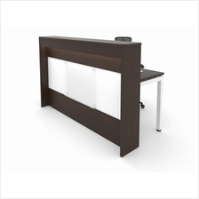 Office Design Reception Counter Desk Table OFM1800 Sepang KL