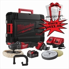 Milwaukee M18 Fuel Battery Cordless Variable Speed Polisher 180 mm 7 I
