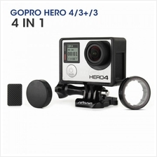 Protective Camera UV Lens Cover Case Protector For GoPro Hero 3 3 Plus 4 FPV