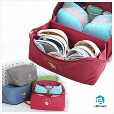 Multi Functional Travel Protable Organizer Storage Bag Panties Bra Storage Box