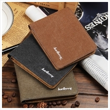 Korean Men ''s Canves Wallet