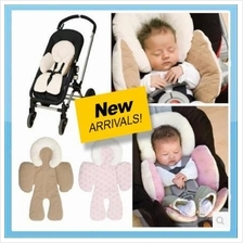 JJ Cole Baby Head & Body Support Pillow Car Seat & Stroller (BTK-0024)