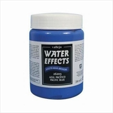 Vallejo Water Effects - Pacific Blue (200ml) 26.203