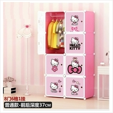 cabinet diy hello kitty price harga in malaysia. Black Bedroom Furniture Sets. Home Design Ideas