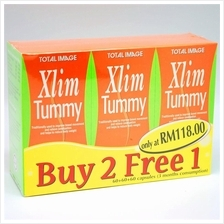 TOTAL IMAGE XLIM TUMMY 3X60S (FOR SLIMMING)