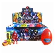 Power Rangers  – 12 in 1 Deformation Eggs with Random Characters (8cm)