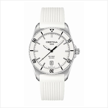 CERTINA C014.410.17.011.00 DS First Gent Ceramic Quartz RSB White