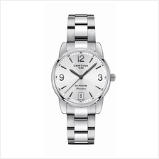 CERTINA C034.210.11.037.00 DS Podium Lady Quartz SSB Silver