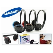 Samsung Stereo Bluetooth Headphone Headset Earphone SD Card Aux Cable