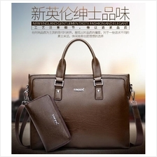 *New arrival* Men's portable business casual briefcase
