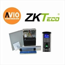 ZK Software SF200 Fingerprint Package Door Access / Time Attendance
