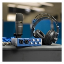 PRESONUS AudioBox 96 Studio - All-in-one Studio Recording Package (Int