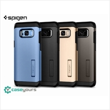 Spigen Tough Armor Samsung Galaxy S8  & Plus + Bumper Case Cover Casing / Hybr