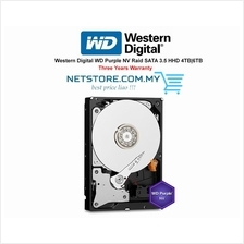 Western Digital WD Purple NV Raid SATA 3.5 HHD 4TB|6TB